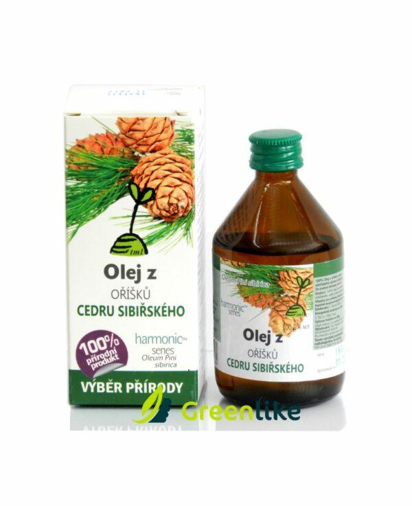 cédrový olej 100 ml