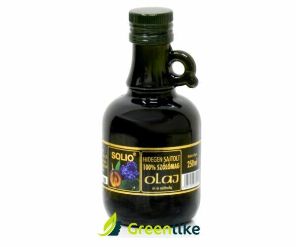 hroznový olej solio za stuedena lisovaný