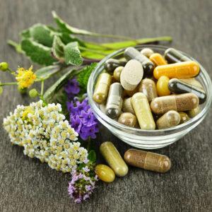 Prírodné výťažky koncentrované v tabletkách