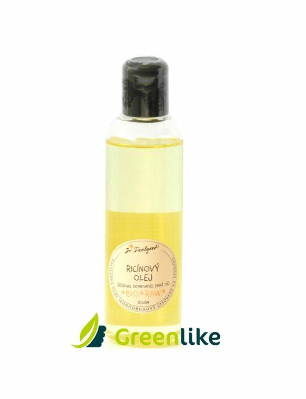 ricínový olej 200ml kozmetický